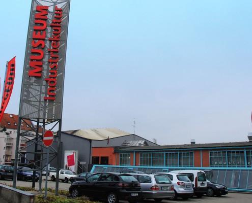Aussenansicht Museum Industriekultur